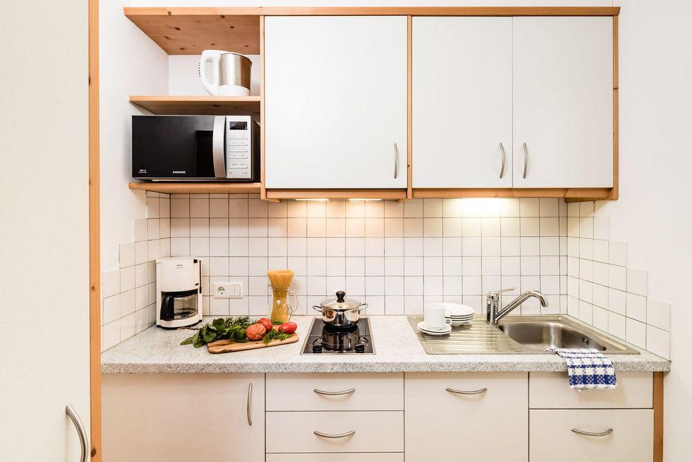moderne mediterrane einrichtung apartment, unterkunft in algund | unsere zimmer, suiten und ferienwohnungen, Design ideen